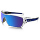 Oakley Turbine Rotor polished clear/sapphire iridium